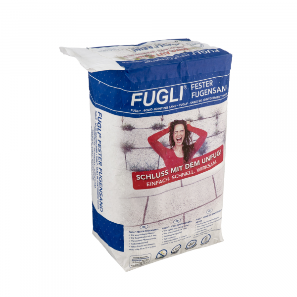 FUGLI Fester Premium Fugensand 15 kg