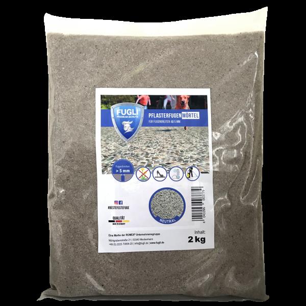 FUGLI Pflasterfugenmörtel 2 kg