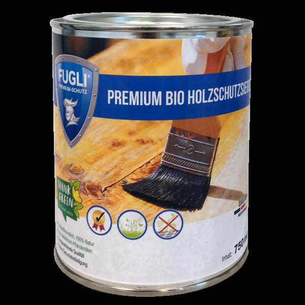 FUGLI Premium Bio Holzschutzsiegel 750 ml